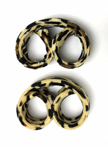 Hairagami  - 2 pack Leopard