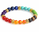 Yoga Life Energy Natural Stone Bracelet