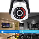 SDETER HD 720P Wireless WiFi IP Camera H.264 IR-Cut Night Vision