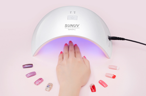 Nail Dryer Gel Polish Lamp