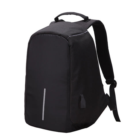 Multifunctional Anti-thief USB Charging Men 16inch Laptop Backpack