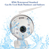 New Security Wireless Mini PTZ IP Camera Outdoor waterproof