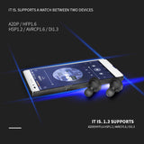 AF-A1 Bluetooth Earphone 2 Pieces With Mic True Wireless Earphones Sports