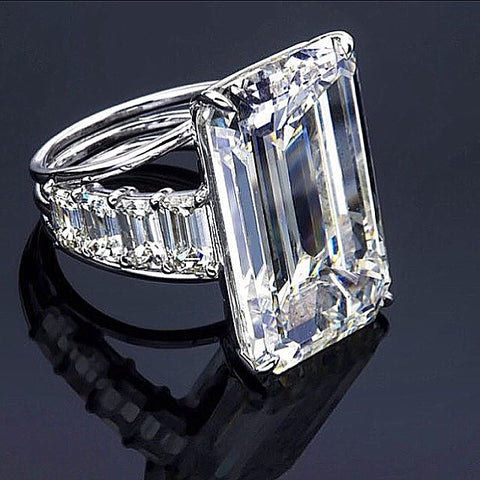 watch diamond cut youtube radiant engagement carat ring