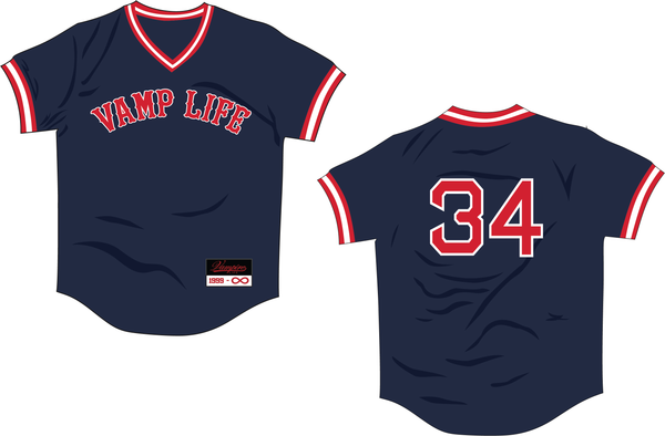 Boston Vamps Jersey
