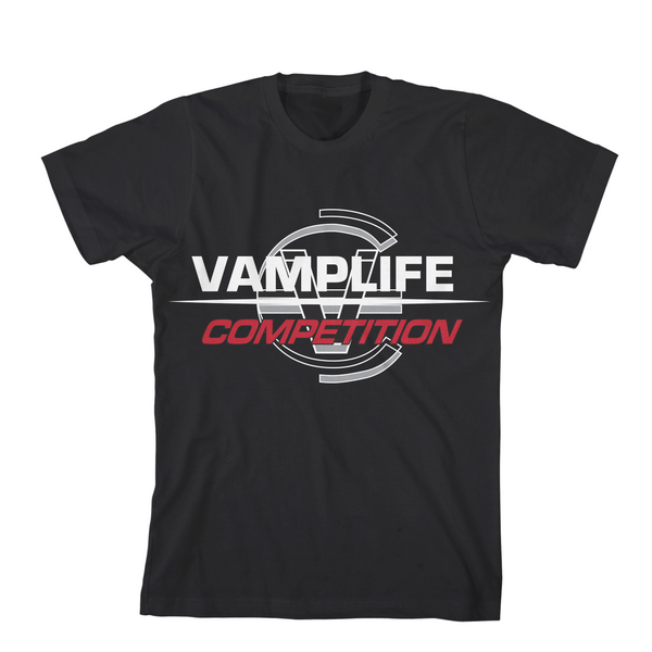 Competition Tee-Black