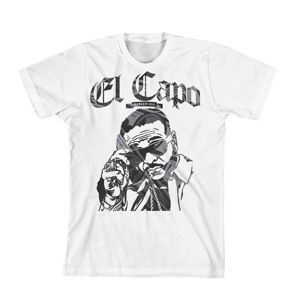 El Capo Sketch-White