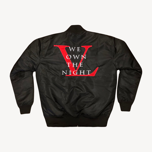 We Own The Night Bomber Jacket