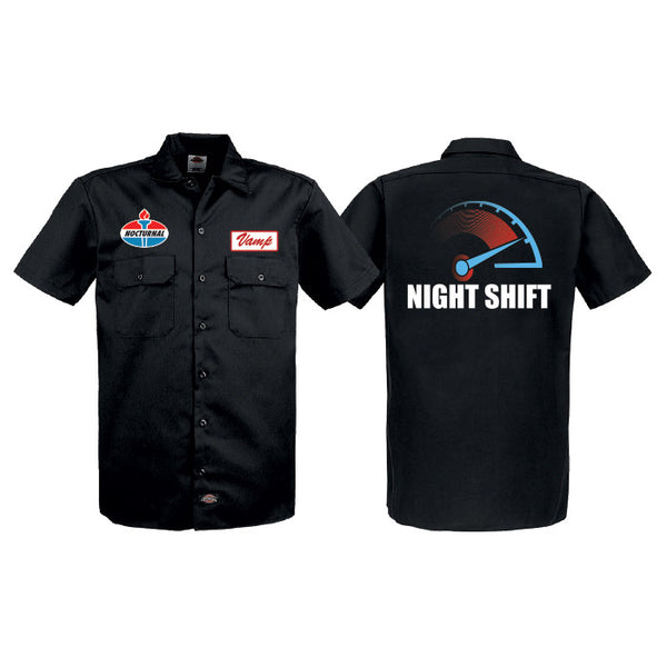 Night Shift Black