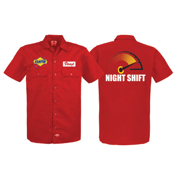 Night Shift Red