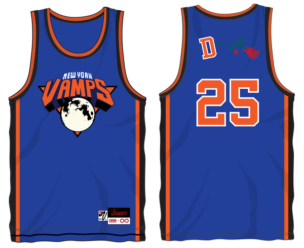 New York Vamp Jersey