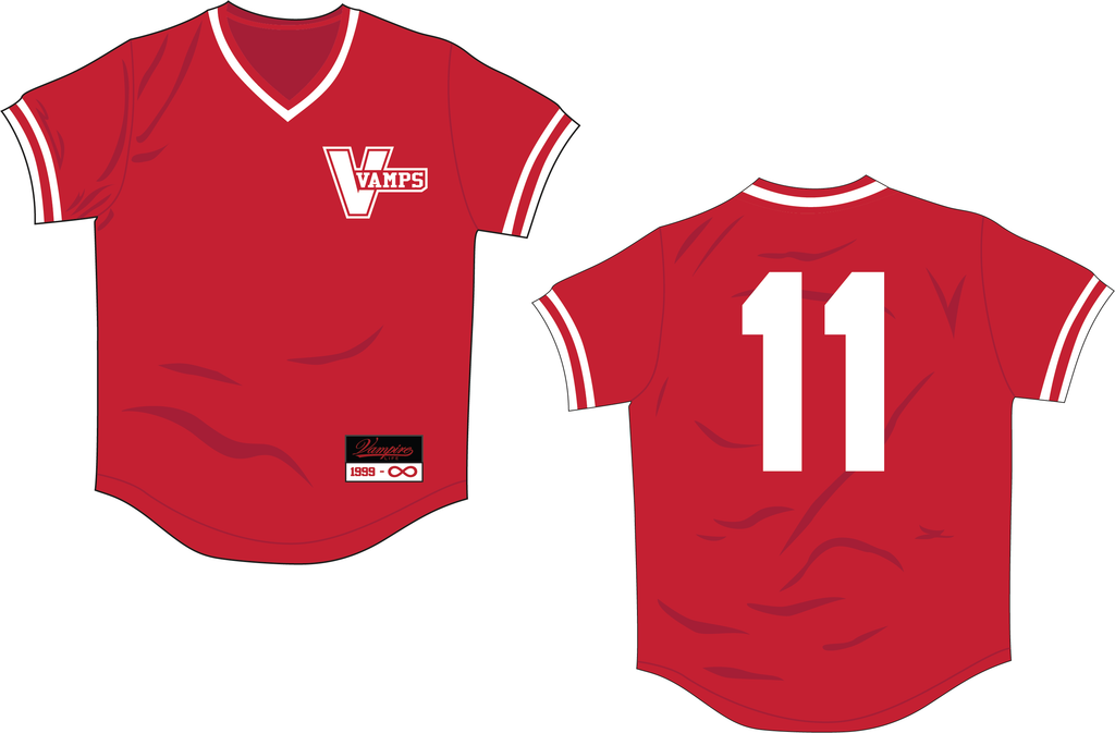 Red Vamps Jersey