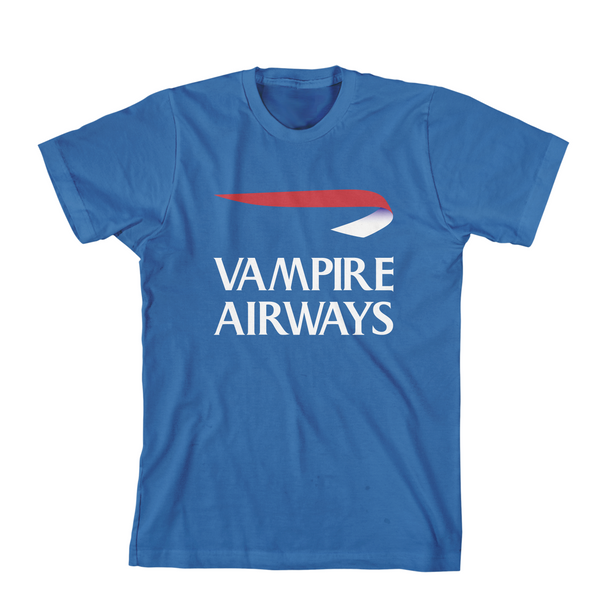 British VL Airlines Royal Tee