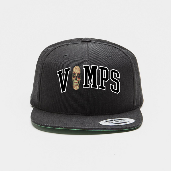 Capo Vamp hat-Black