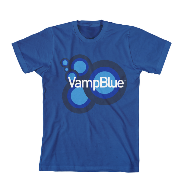 Vamp Blue Tee Royal