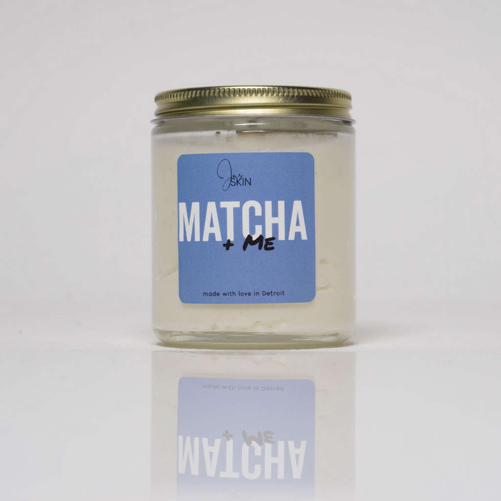 Matcha Me - Body Butter
