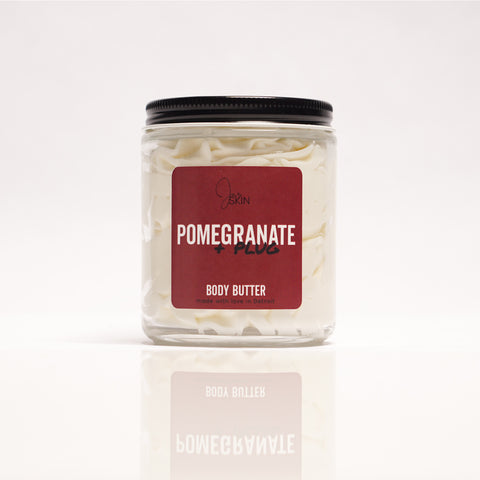 Pomegranate Plug   - Body Butter