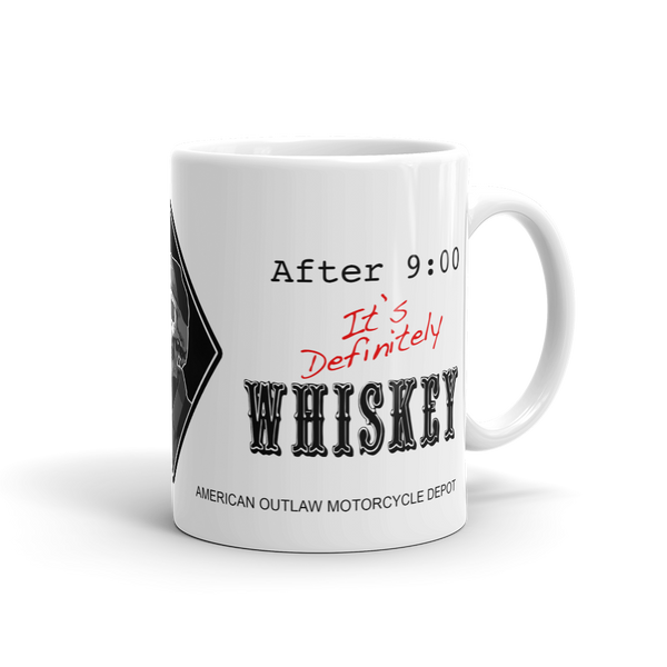 Definitely Whiskey Mug