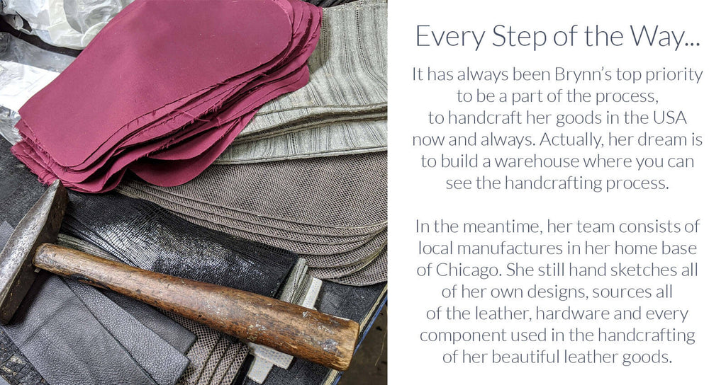 Every Step of the Way, made in usa, Brynn Capella