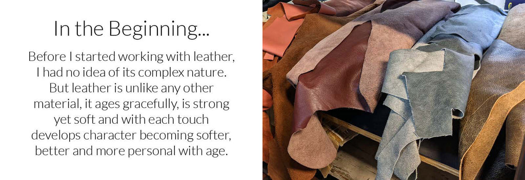 Great Leather Makes Great Bags, Brynn Capella