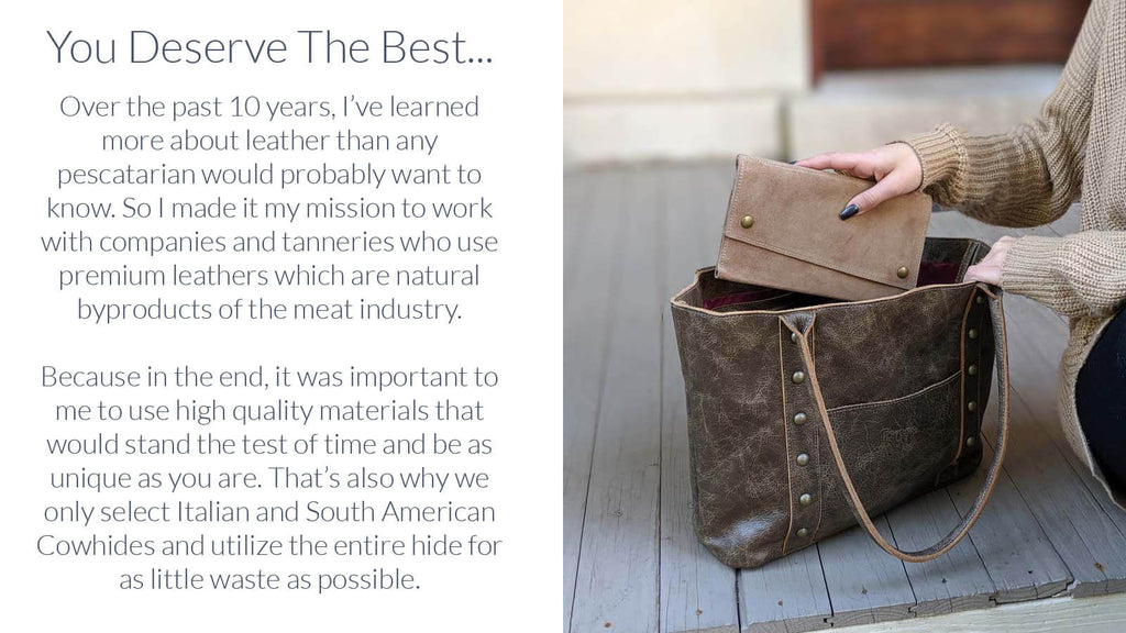 You Deserve the Best, Brynn Capella, made in the USA
