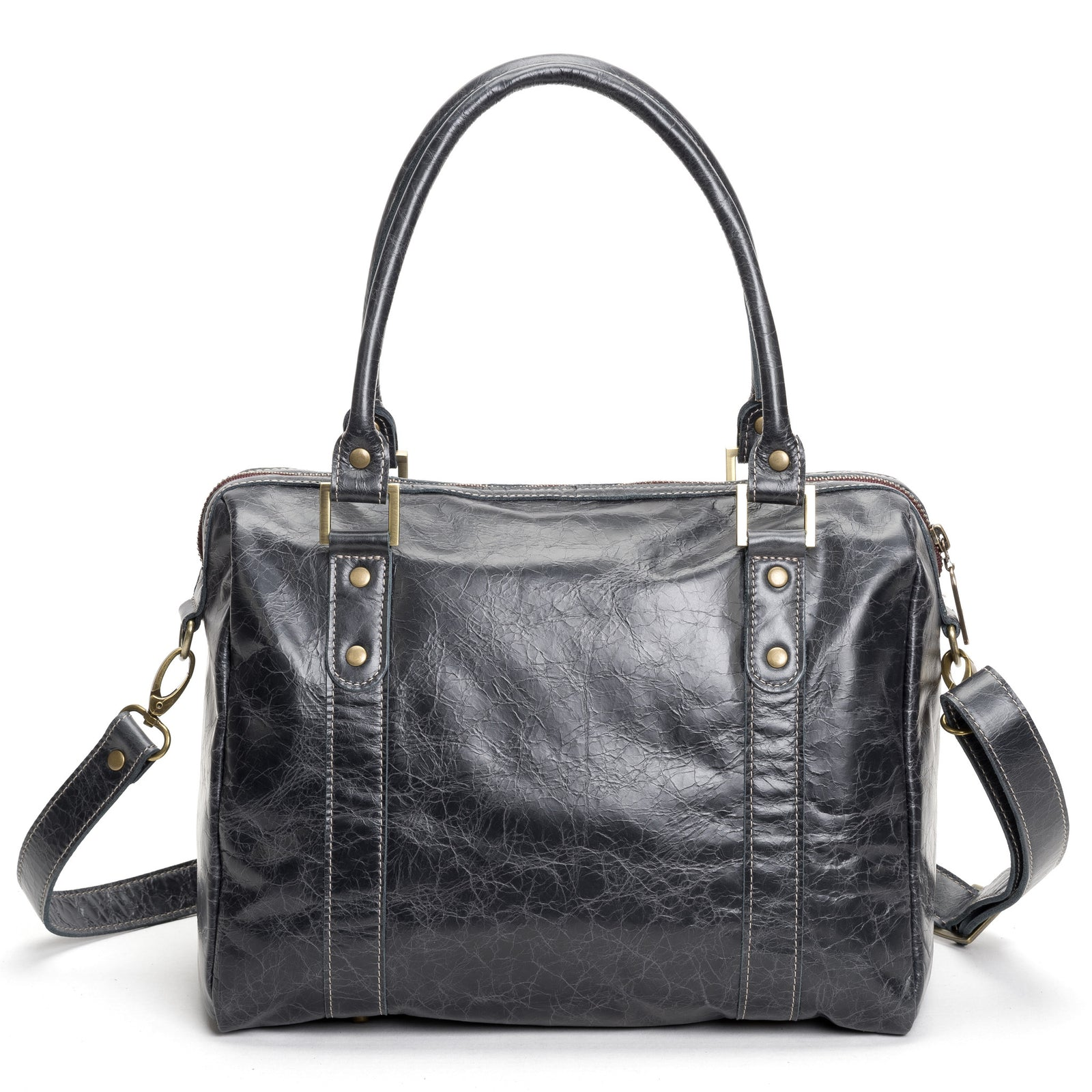 Angi Satchel - Panther - Brynn Capella, Satchel