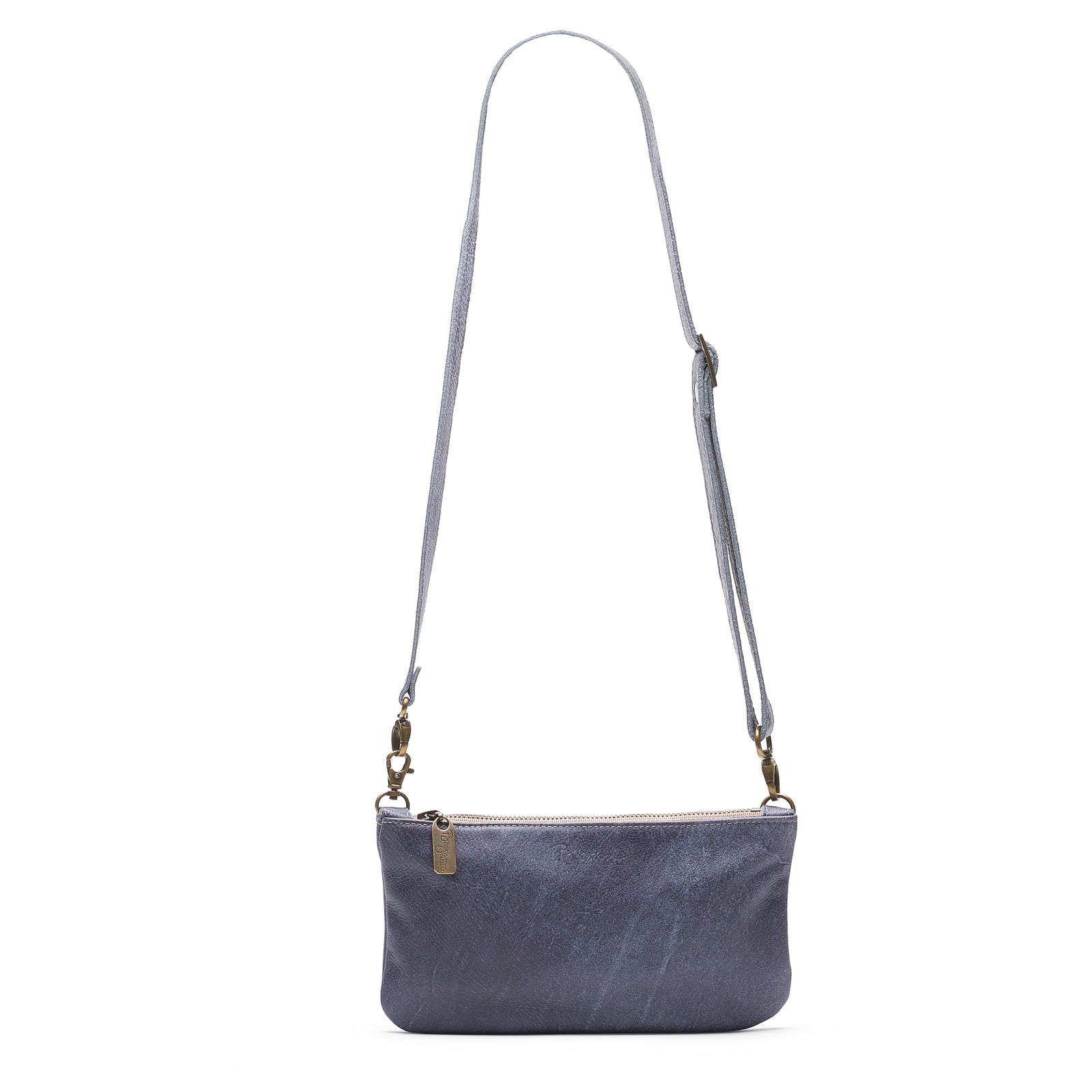 Cher Belt Bag / Crossbody - Bluebell - Brynn Capella, Mini Crossbody