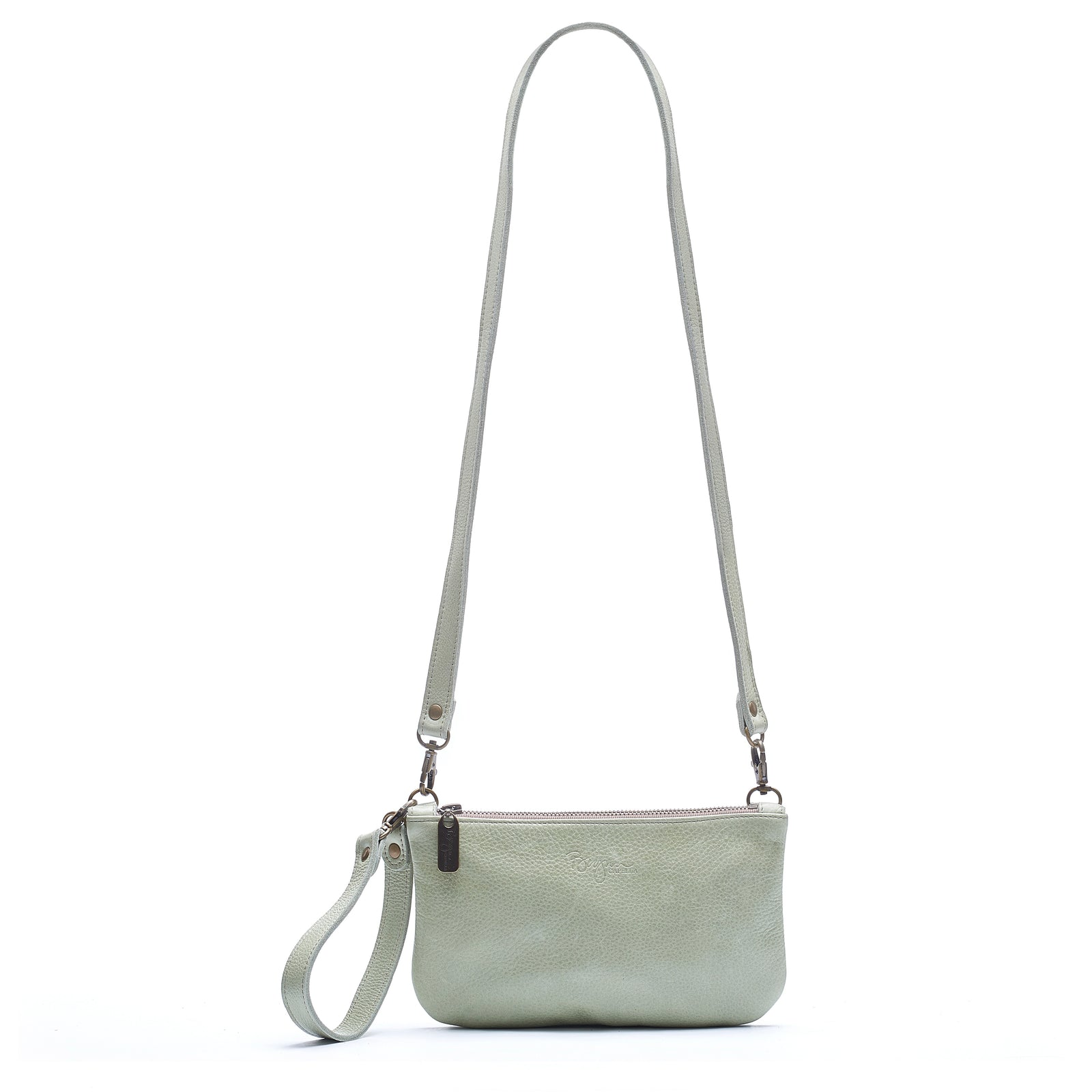 Cher Crossbody - Bora Bora - Brynn Capella, Mini Crossbody