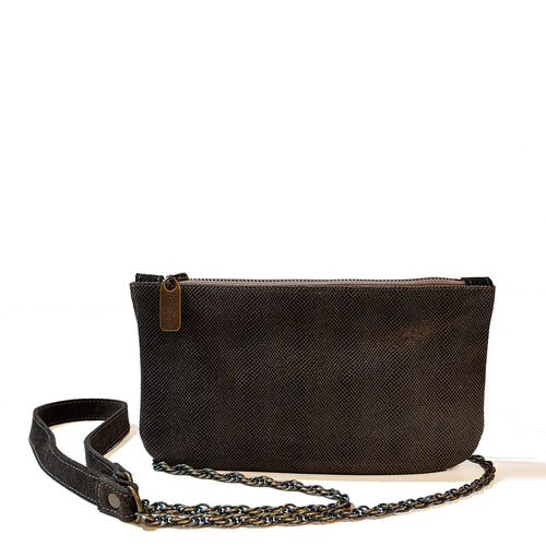 Cher Chain Crossbody - Chocolate Boa