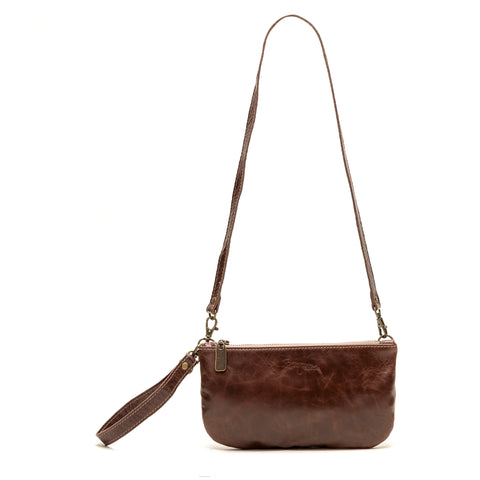 Lauren Crossbody - Canyon