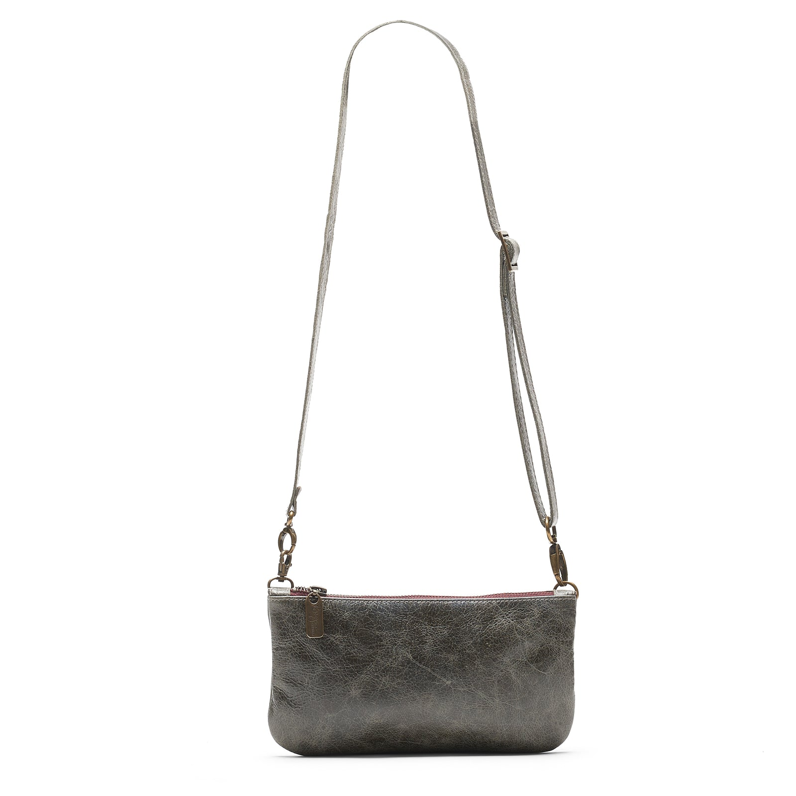 Cher Belt Bag / Crossbody - River Rock - Brynn Capella, Mini Crossbody
