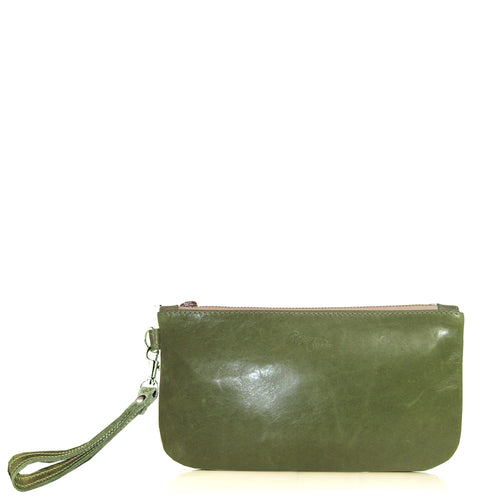 Cher Large Wristlet - Mary Jane
