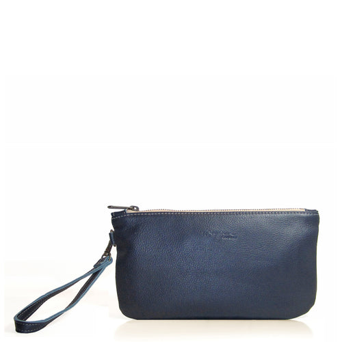Cher Large Wristlet - Old Royal