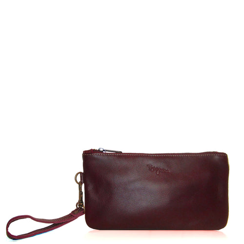 Cher Large Wristlet - Spill The Wine