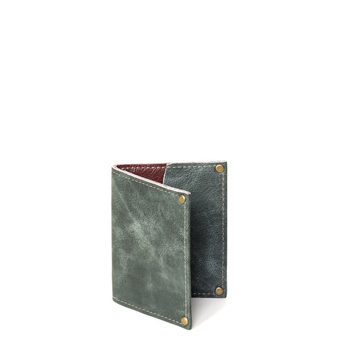 Daye Mini Wallet - Stone Temple