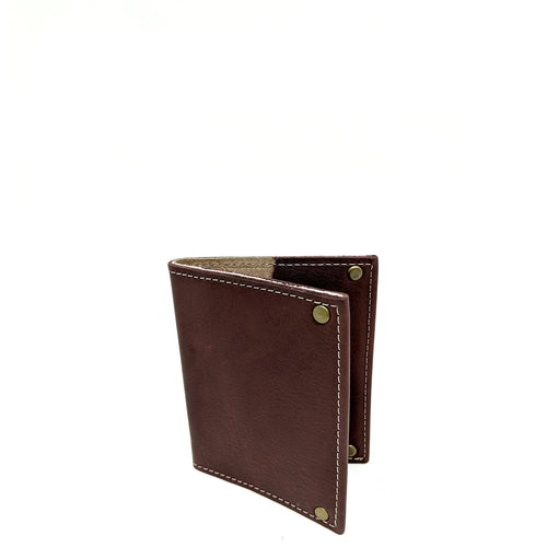 Daye Mini Wallet - Merlot
