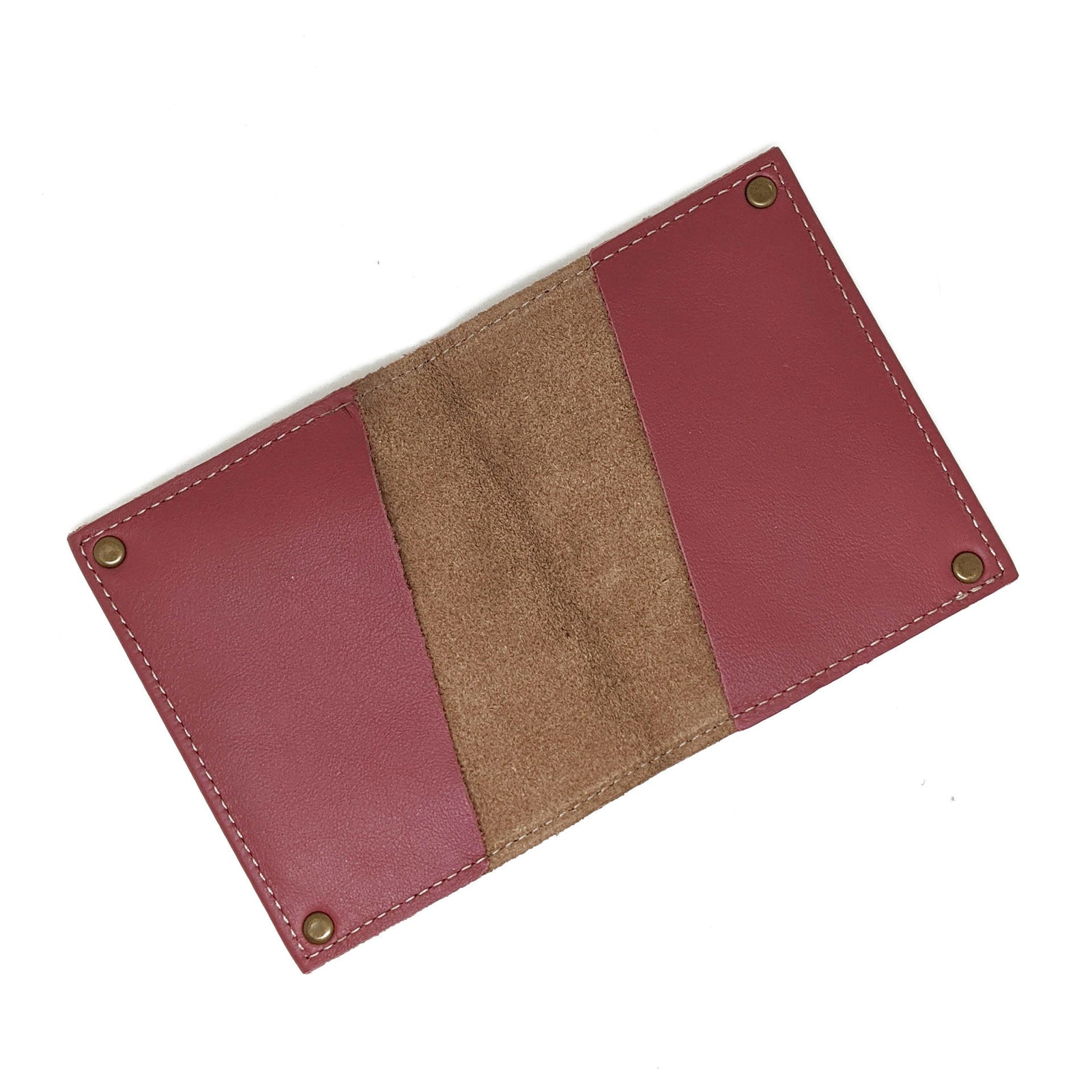 Daye Mini Wallet - Rosewood