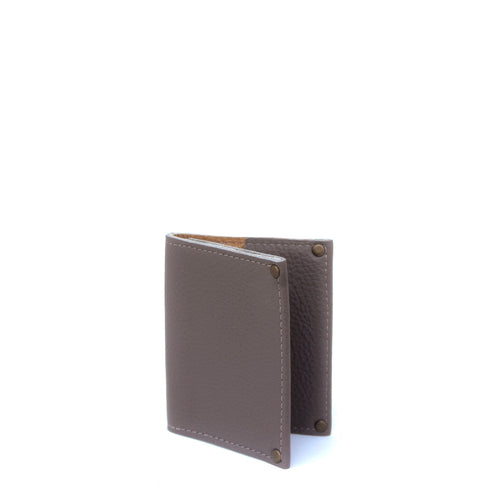 Daye Mini Wallet - Oyster Shell