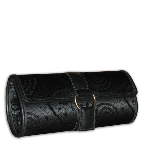 Janey clutch - Black Swirl - Brynn Capella, Product