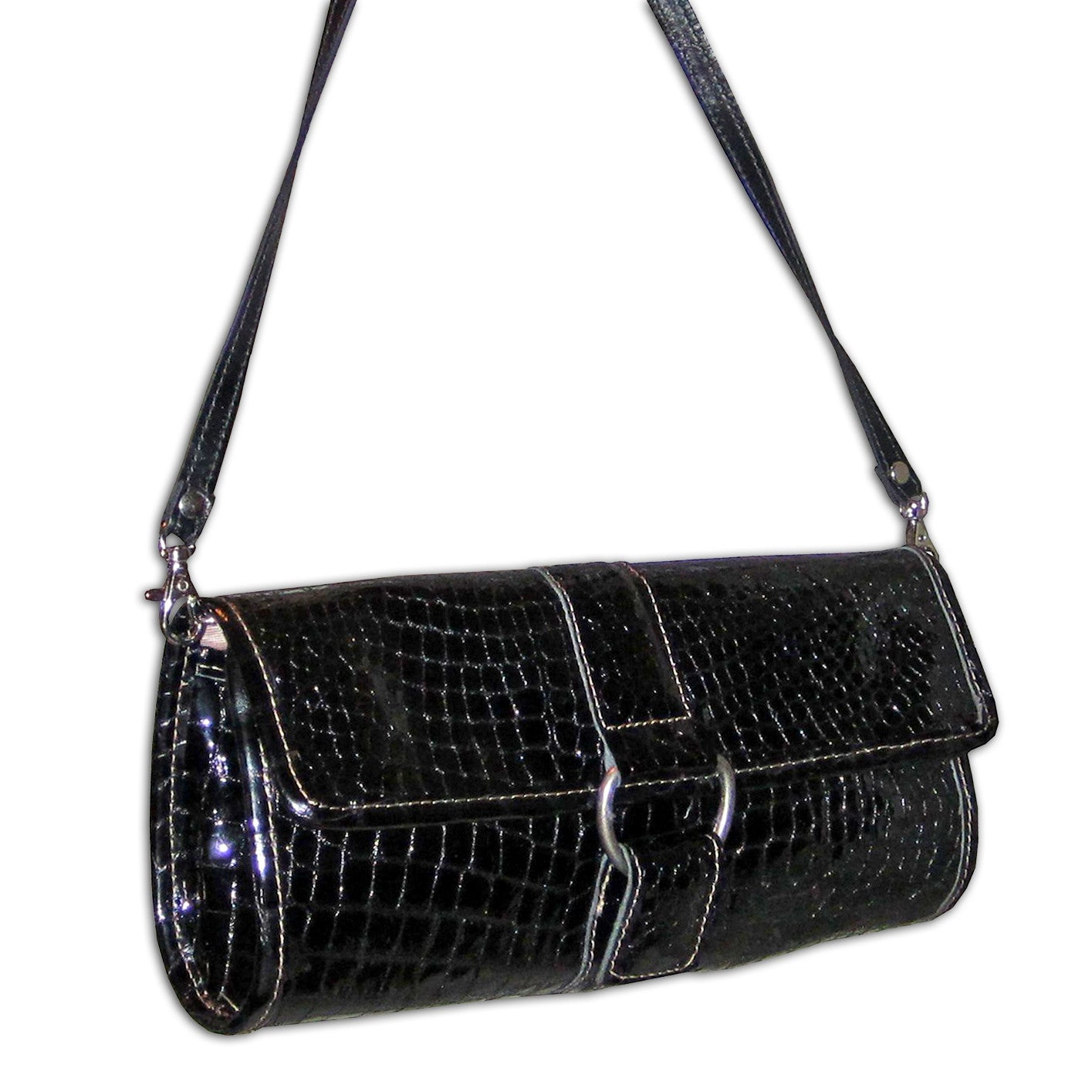 Janey clutch - Black Liner - Brynn Capella, Product