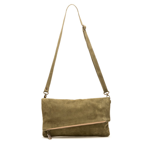 Mini Pamela Crossbody Hobo - Pacific