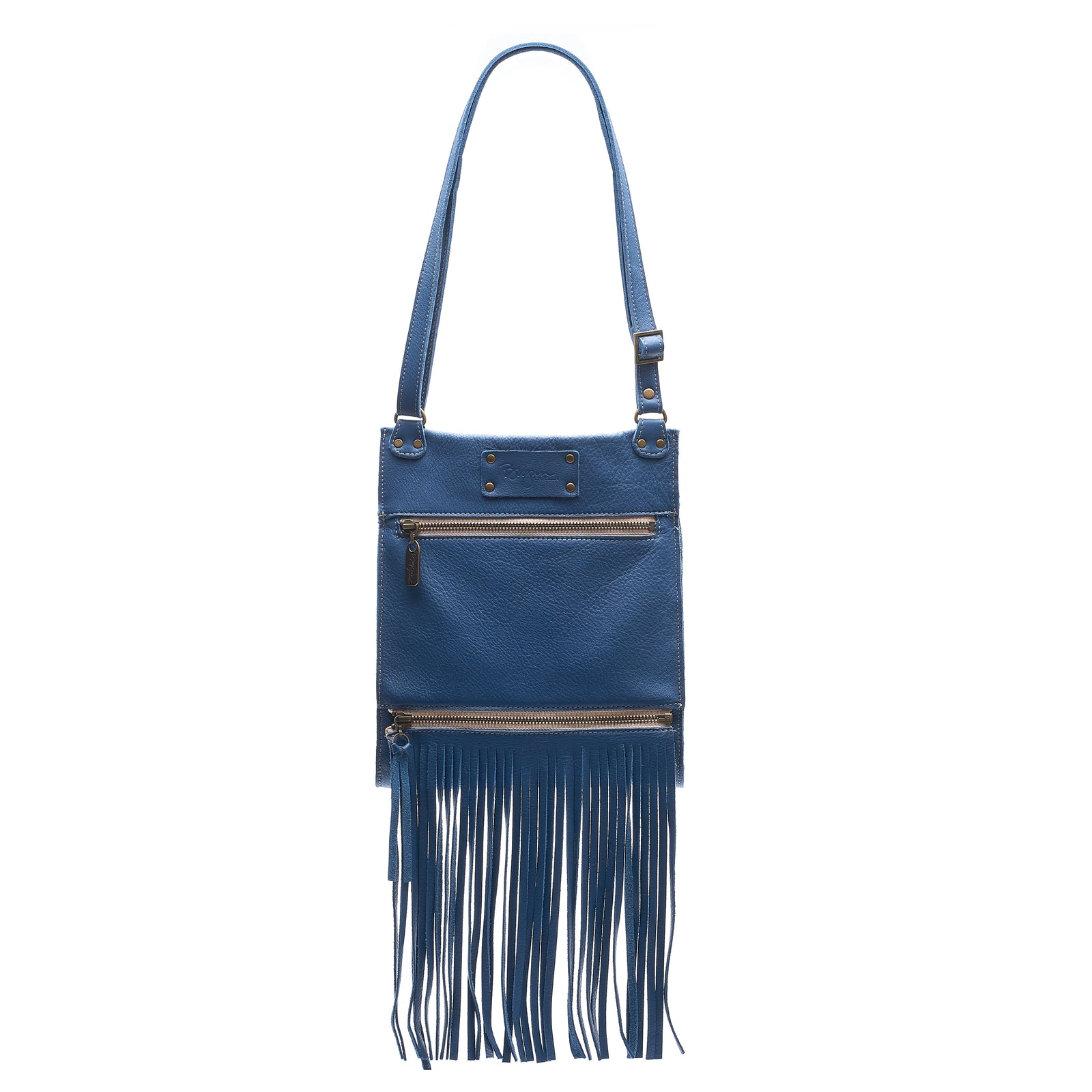 Kari Fringe Crossbody - Moorea Bay - Brynn Capella, Small Crossbody