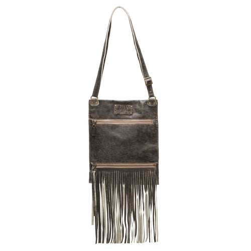 Kari Fringe Crossbody - Wicked - Brynn Capella, Small Crossbody
