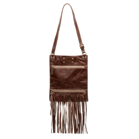Mini-Lauren Crossbody - Mai Tai