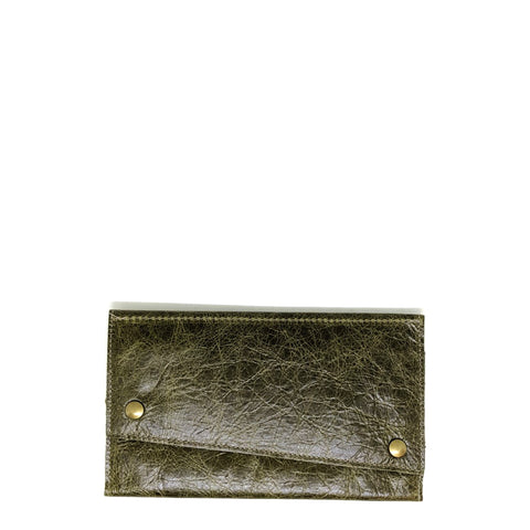 Kimerly Tri-fold Wallet - Bluebell