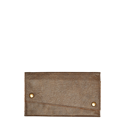 Kimerly Tri-fold Wallet - Happy Trails