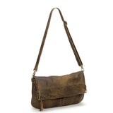 Lauren Crossbody - Woodstock - Brynn Capella, Large Crossbody