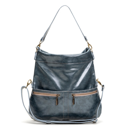 Lauren Crossbody - Blue Bayou