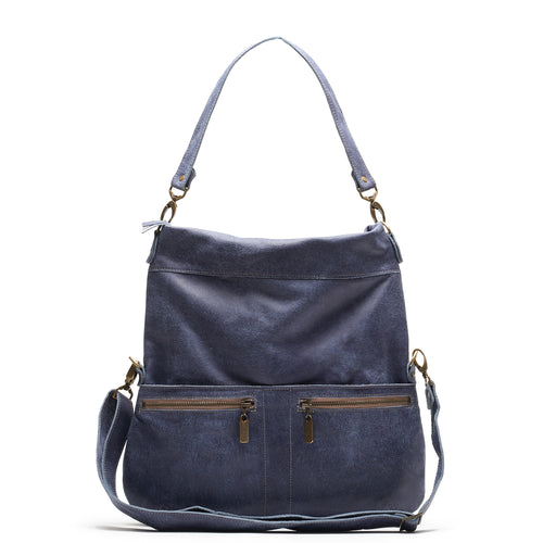 Lauren Crossbody - Bluebell
