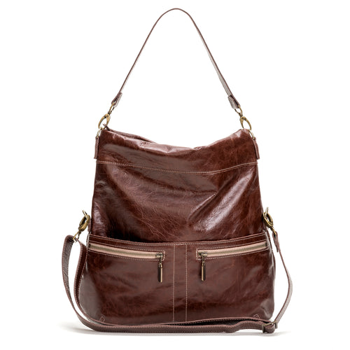 Lauren Crossbody - Darkhorse - Brynn Capella, Large Crossbody